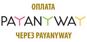 Оплата через payanyway